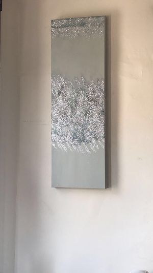 glitter wall art design set of 2 for Sale in DORCHESTR CTR, MA