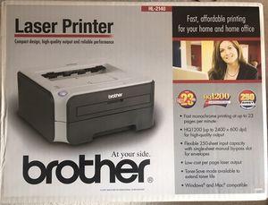 New HL-2140 Brother laser printer for Sale in FL, US