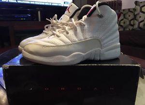 Retro Jordan 12s size 3Y 100% authentic 2009 for Sale in Boston, MA