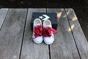 Girls custom converse for Sale in Edgewater Park, NJ