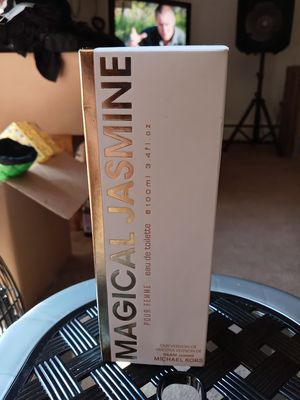 MAGICAL JASMIINE perfume/women for Sale in Bensenville, IL