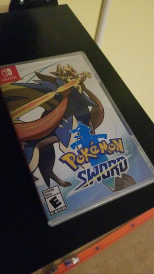 Pokemon sword nintendo switch for Sale in Tucson, AZ