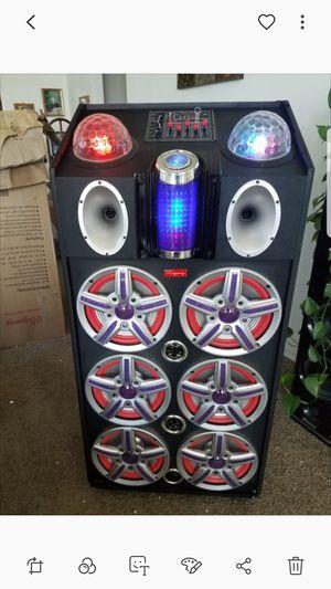 rider 6x10 in speaker for Sale in Bellflower, CA
