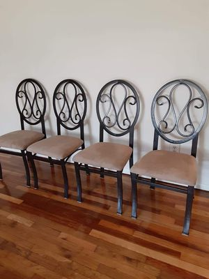 Dinning table with 4 chairs for Sale in Brick Township, NJ