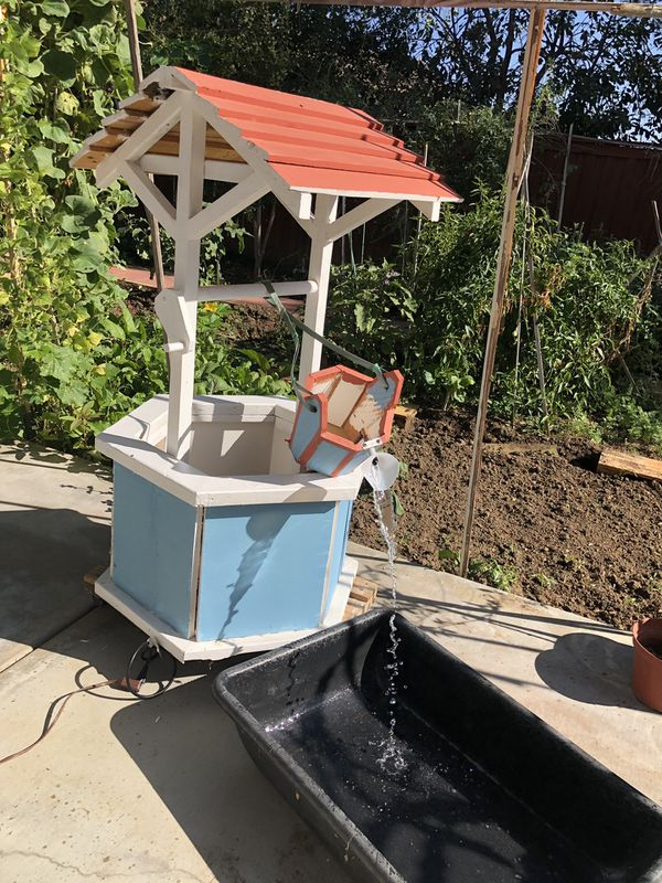 Water fountain Wishing Wells (best offer)