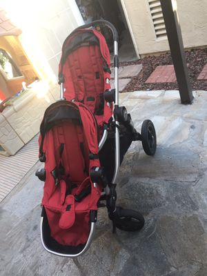 City Select Baby Jogger double stroller for Sale in Santee, CA