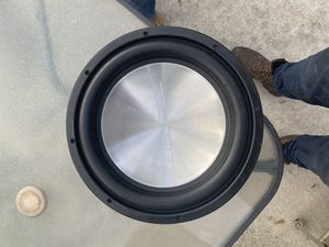 "12"" Eclipse 88120.4 subwoofer for Sale in CARPENTERSVLE, IL"