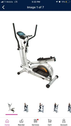 Elliptical machine workout for Sale in Chicago, IL