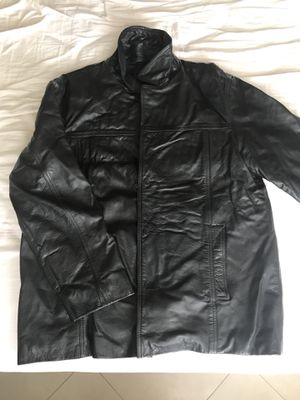 J. Crew Leather Jacket for Sale in West Palm Beach, FL