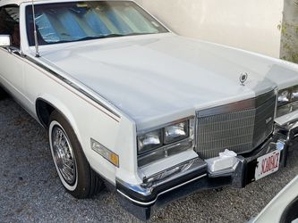 1984 Cadillac Eldorado for Sale in Hialeah, FL