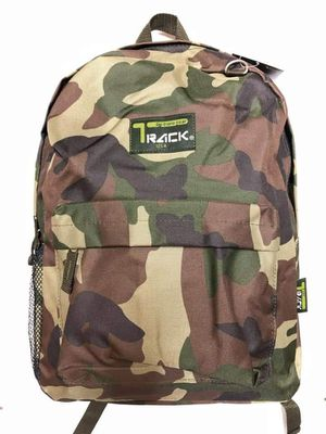 NEW! Camouflage Regular Size Backpack For School/Traveling/Work/Wverday Use/Hiking/Camping/Biking/Outdoors/Gifts $10 for Sale in Carson, CA