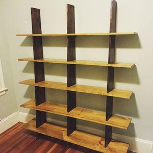 Customized large handmade bookshelf for Sale in Boston, MA
