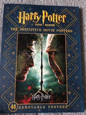 Harry Potter Poster Collection. for Sale in Hemet, CA