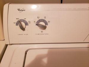 Washing machine & dryer for Sale in Alpharetta, GA
