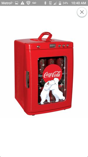 Coca-Cola® 28-Can Mini Fridge for Sale in Plano, TX
