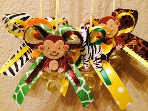 Baby shower pacifier for Sale in Riverside, CA