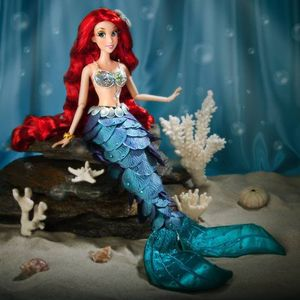 Rare Disney store limited edition little mermaid Ariel doll for Sale in Central Falls, RI