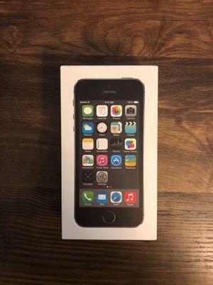 iPhone 5s (black) for Sale in Santa Monica, CA