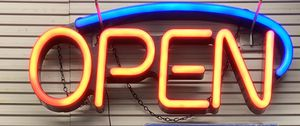Open sign for Sale in Jackson, MS