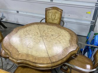 Italian Dining Table for Sale in Puyallup,  WA