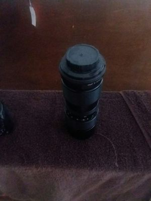 35mm zoom lens for Sale in Wadena, MN