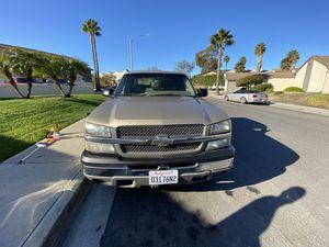 2005 Chevy Silverado for Sale in Vista, CA