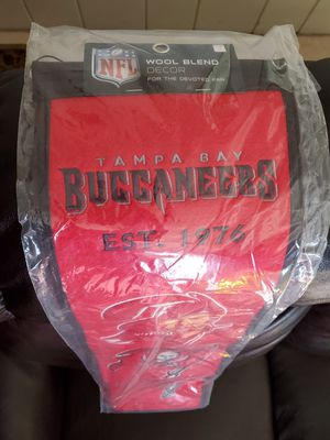 Tampa Bay bucs banner for Sale in Incline Village, NV
