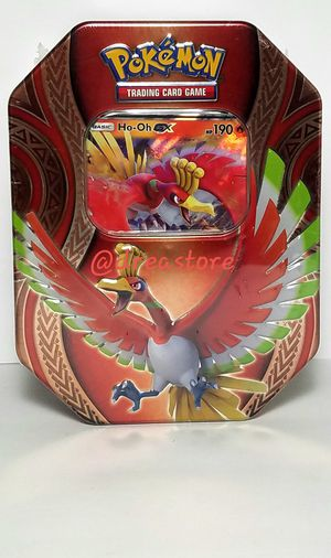 Ho-Oh GX Pokemon Collectors Tin Sealed for Sale in West Hollywood, CA