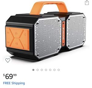 BUGANI waterproof Bluetooth speaker new in box for Sale in Happy Valley, OR