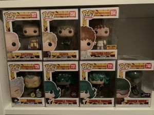 Funko POP One Punch Man Set for Sale in Burbank, CA