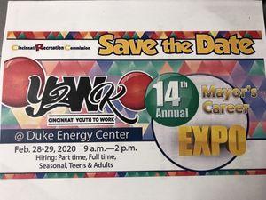 Career Expo for Sale in Cincinnati, OH