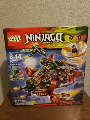 Ninjago Ronin R.E.X. for Sale in Lynwood, CA