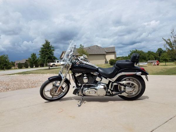 2001 Harley Davidson softail duece