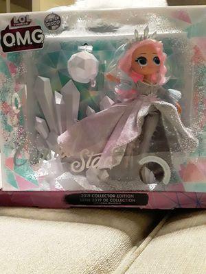 LOL surprise OMG Winter disco Doll Crystal Star for Sale in Pomona, CA