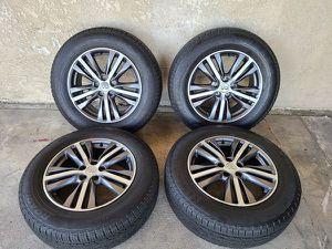 "18"" Infiniti QX60 JX Wheels Rims Rines and Tires Llantas for Sale in Huntington Beach, CA"