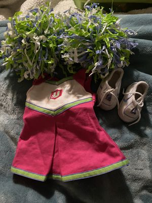 American Girl Doll - cheerleader outfit for Sale in Stockton, CA