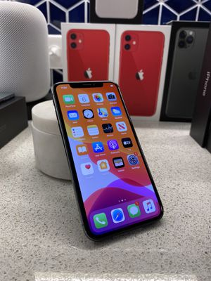 iPhone X 256GB unlocked to any carrier! Like new!! for Sale in Austin, TX
