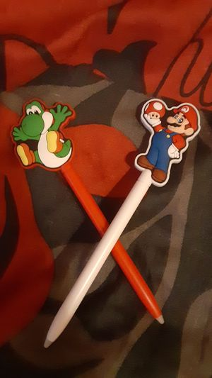 OFFICAL Mario 2ds/3ds styluses for Sale in Keizer, OR