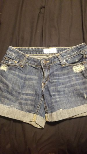 Aeropostale cut off shorts size 0 for Sale in Lubbock, TX