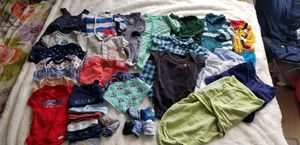 Baby boy clothes 0-3 months for Sale in Fontana, CA