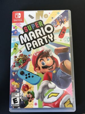 Super Mario Party Switch for Sale in Washington, DC
