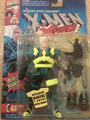 X-men X-Force Marvel action figures for Sale in Stockton, CA