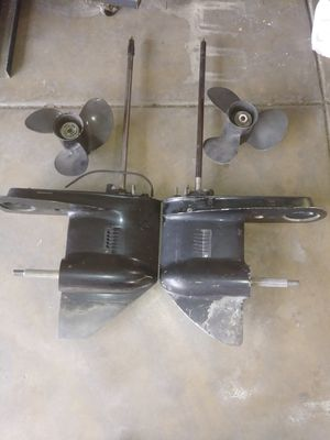 Mercury outboard 50 horsepower lower units for Sale in North Las Vegas, NV