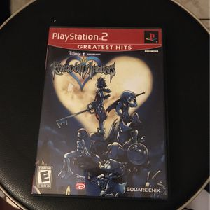 Ps2 Kingdom Hearts for Sale in East Los Angeles, CA