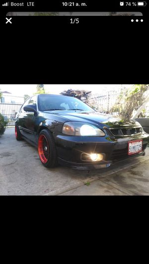 HONDA CIVIC ex 2000 for Sale in Los Angeles, CA
