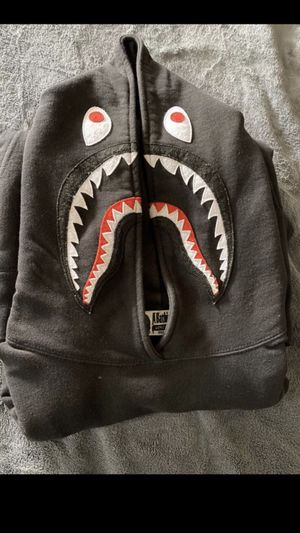 Bape Shark Pullover hoodie for Sale in North Las Vegas, NV