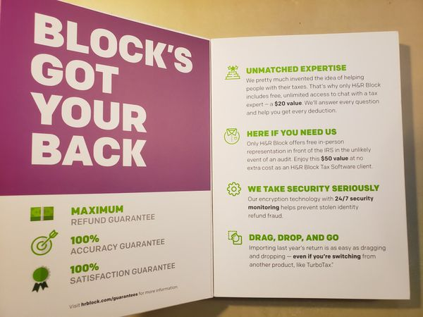 H&R BLOCK 2018 Tax Software for Homeowners/Investors