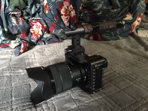 Sony a6400 setup for Sale in Los Angeles, CA