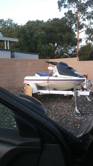 97 seadoo gts 3 seater for Sale in Rancho Cucamonga, CA