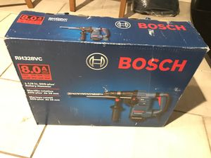 Bosch Rotary hammer for Sale in Riverside, CA